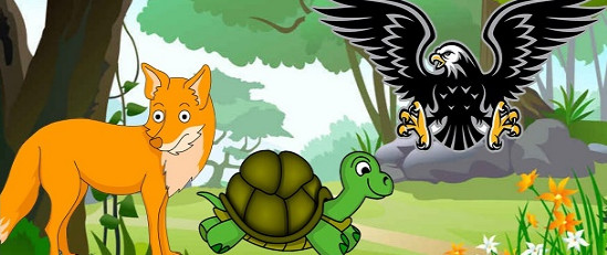 Beautiful story of Hawk and their friends
