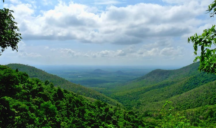 Hill stations in karnataka