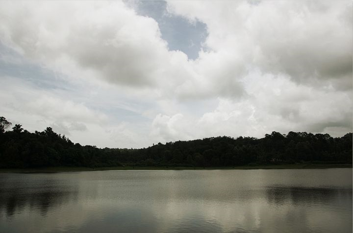 Honnamana Lake