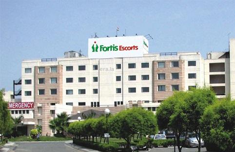 Important hospitals in Delhi