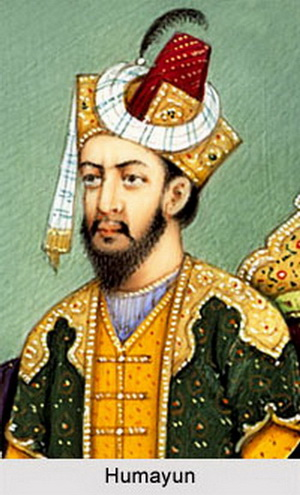 Humayun--son of Babur