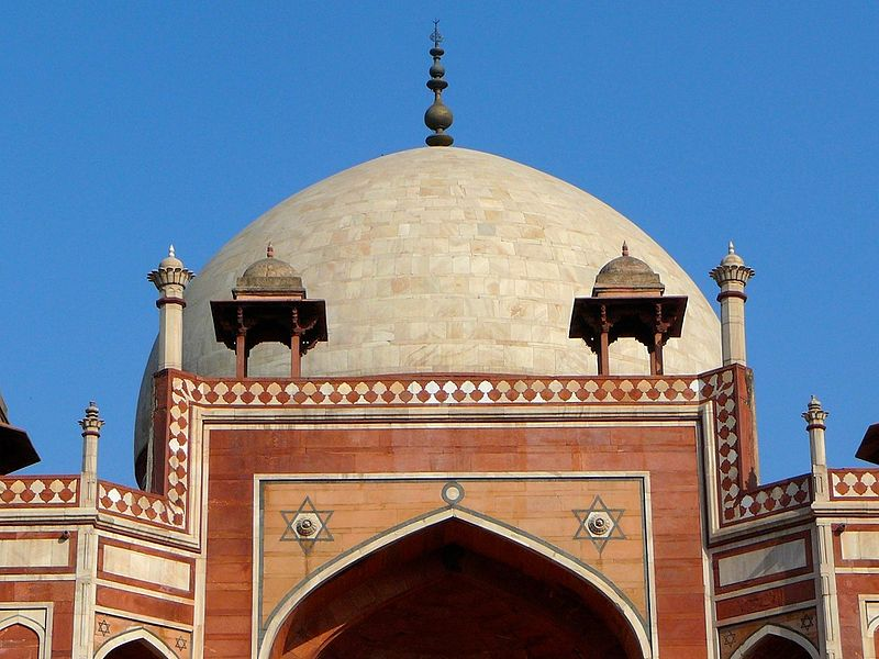 Dome of the Humayun's tomb
