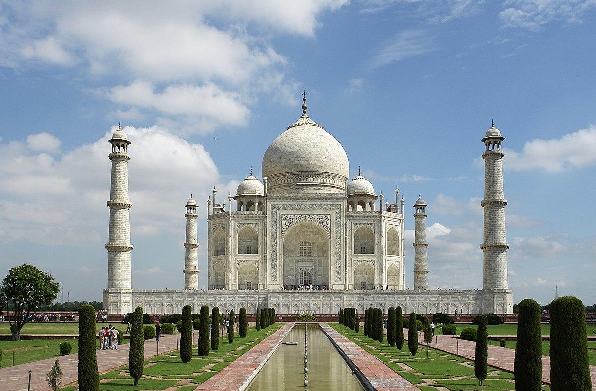 Taj Mahal- Indian Architecture