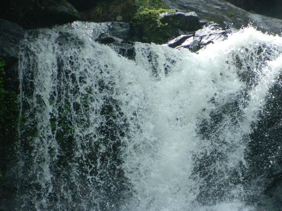 Irrupu falls