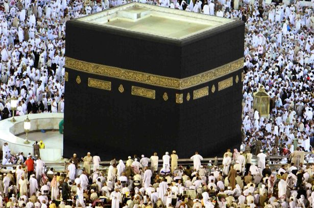 Mecca-pilgrimage place for Islam