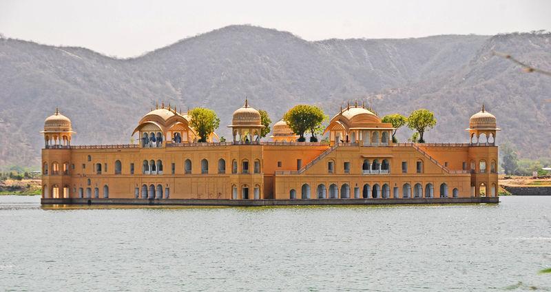 Jal Mahal-- Jaipur
