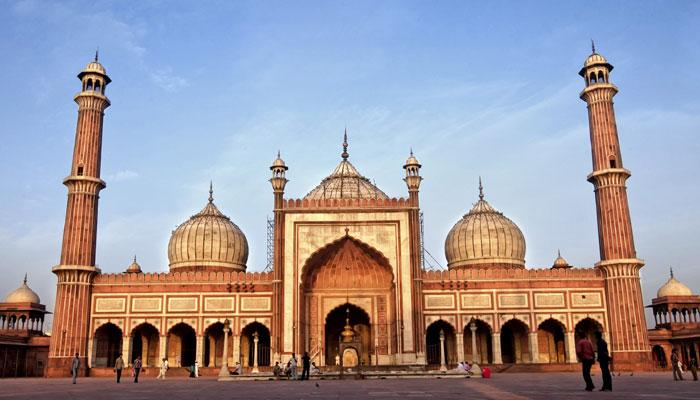 Jama Masjid--Delhi