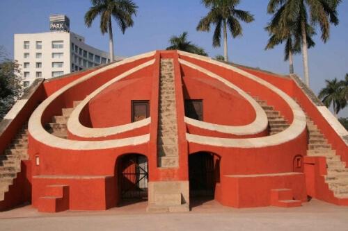 Jantar Mantar--Delhi