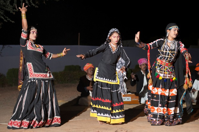 Fairs and Festivals in Jaisalmer