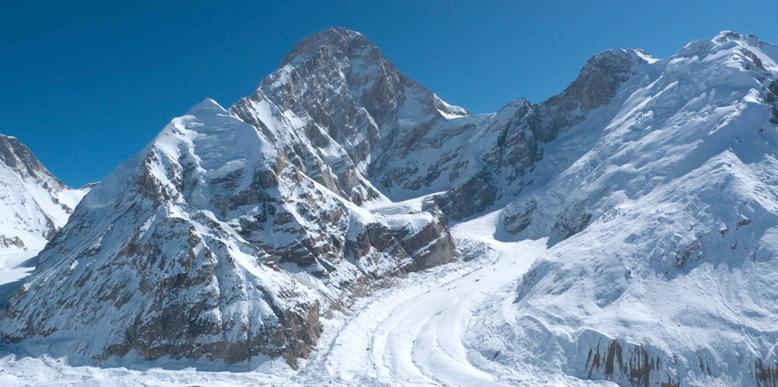 Kamet Peak
