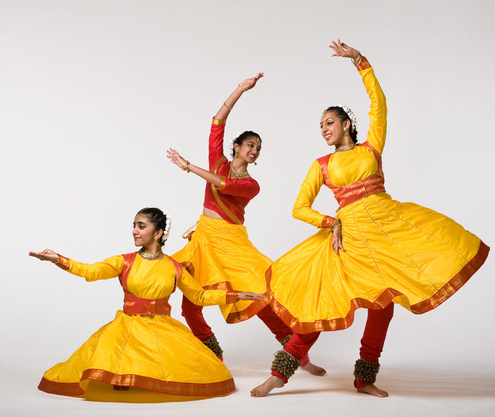 Kathak-classical dance form of India