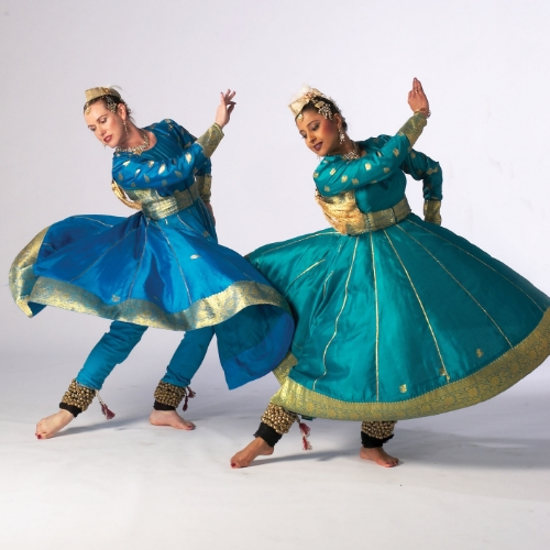 Steps of Kathak dance