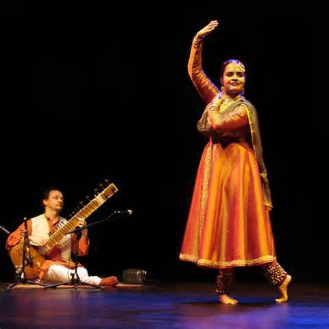 kathak dance movements