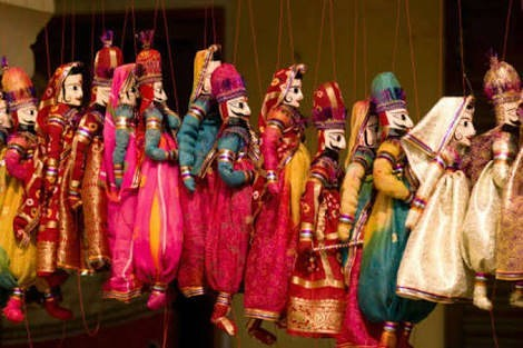 Kathputli of Jaipur
