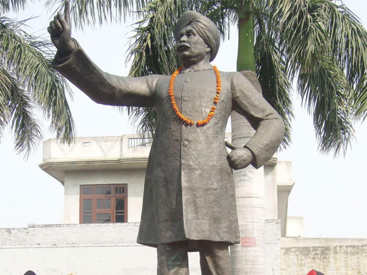 Statue of Lala Lajpat Rai