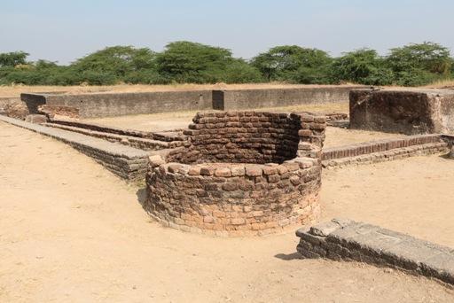 water system during Mohenjo daro