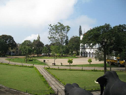 Madikeri Hill Station in Karnataka