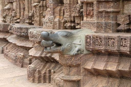 Mayadevi temple at Konark