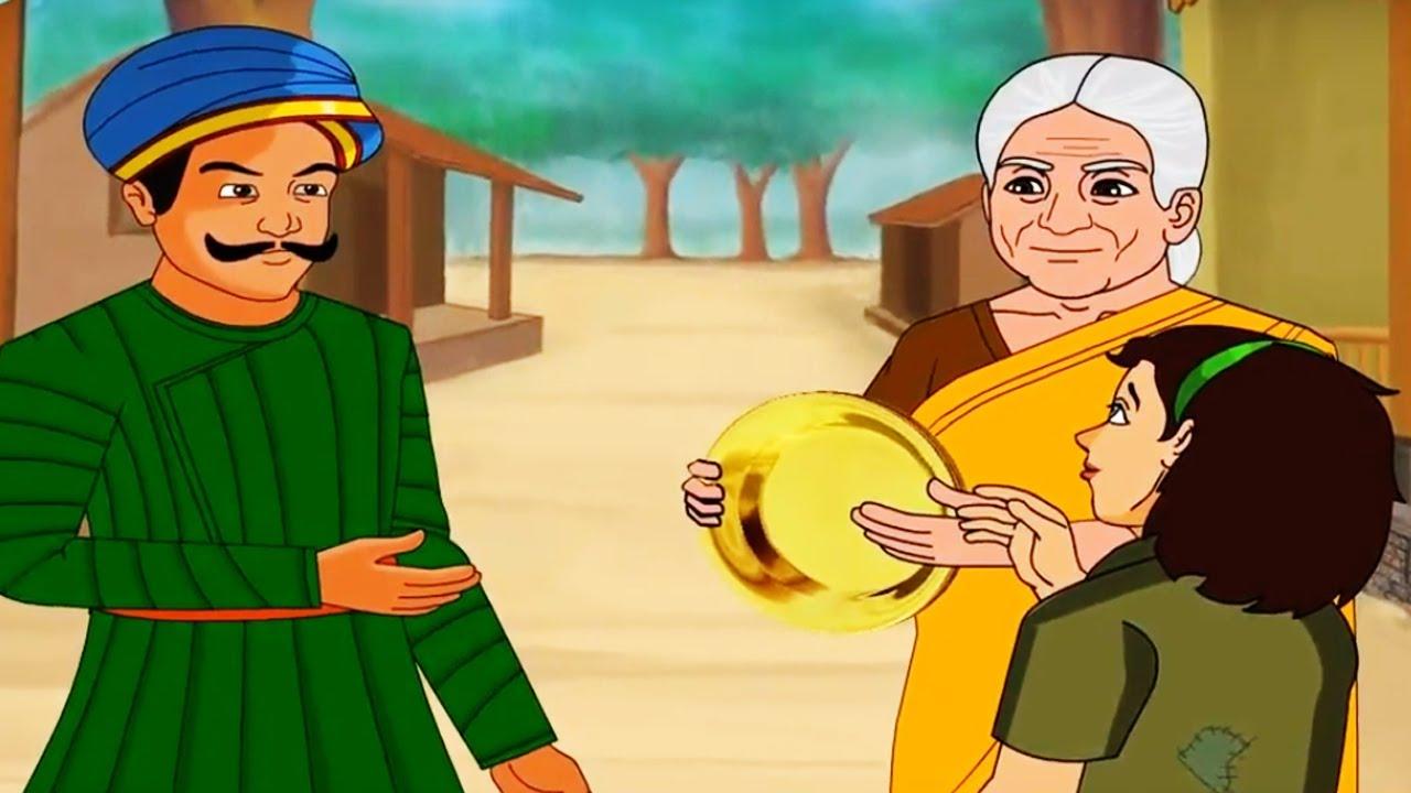 The merchant of Seri story from Jataka Tales