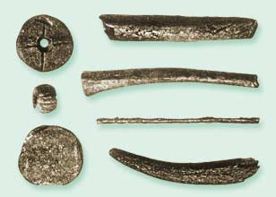 Tools used in Mesolithic age