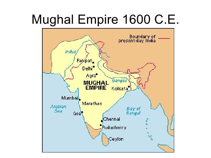 Mughal Dynasty in India