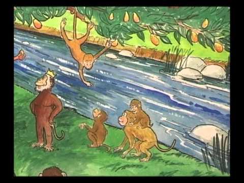 The Jataka Tale of Noble Monkey