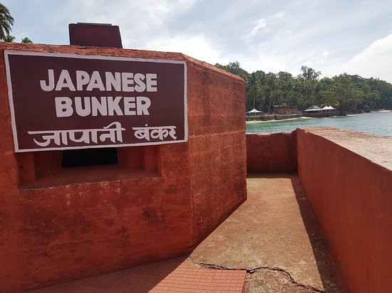 Japanese Bunkers