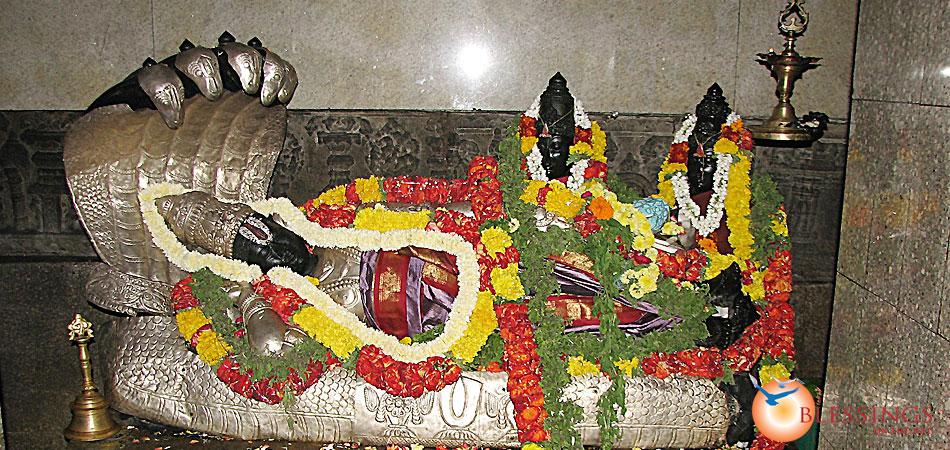 Lord Ranganathaswamy temple