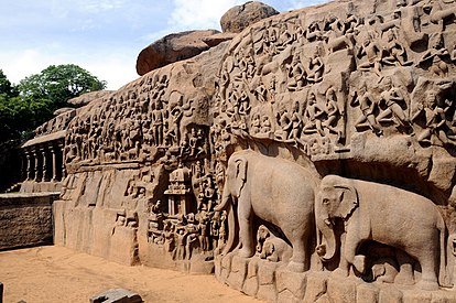 Rock Carving Temples