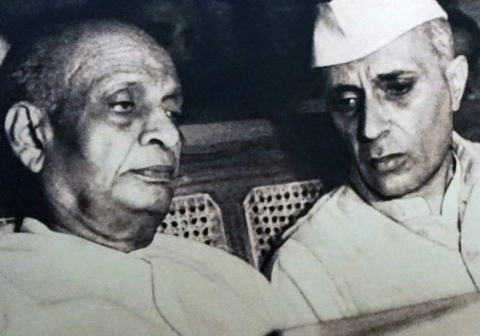 Patel and Nehru