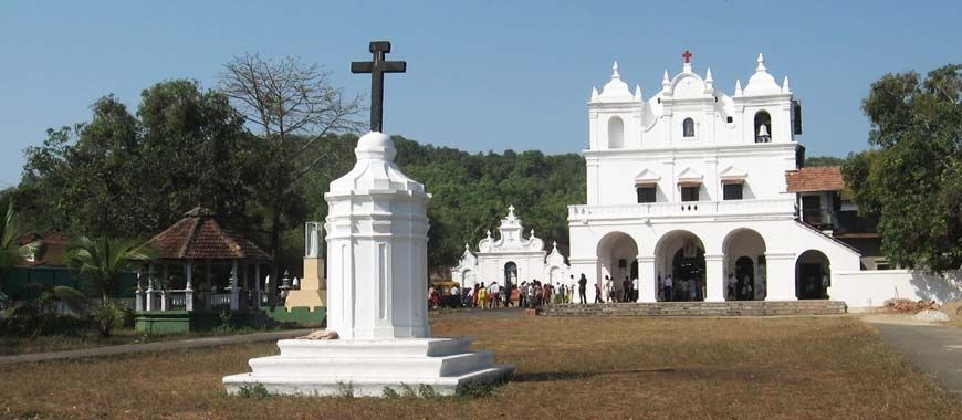 Goa--Churches