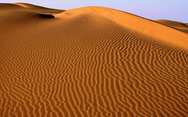 The great Indian desert
