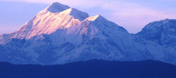 Trisul Peak and Neelkanth Peak
