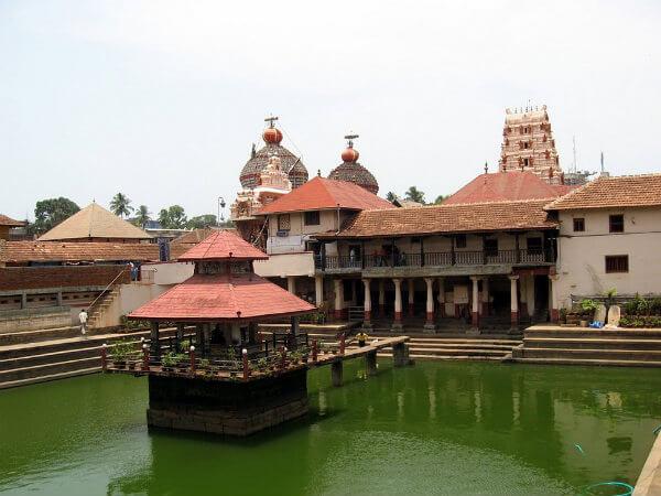Udupi Sri Krishna Matha