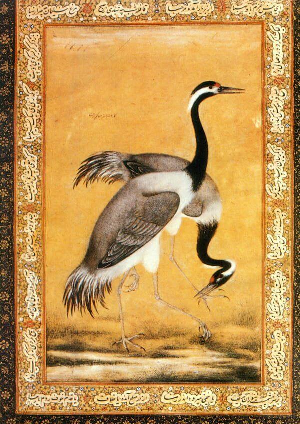 Ustad Mansur Paintings