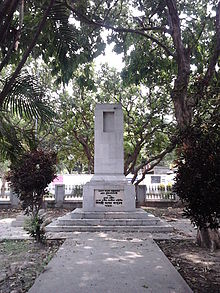 Mangal Pandey Cenotaph