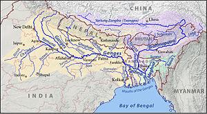Brahmaputra River Basin