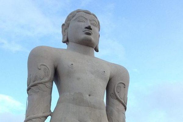 Statue of Gommateshwara
