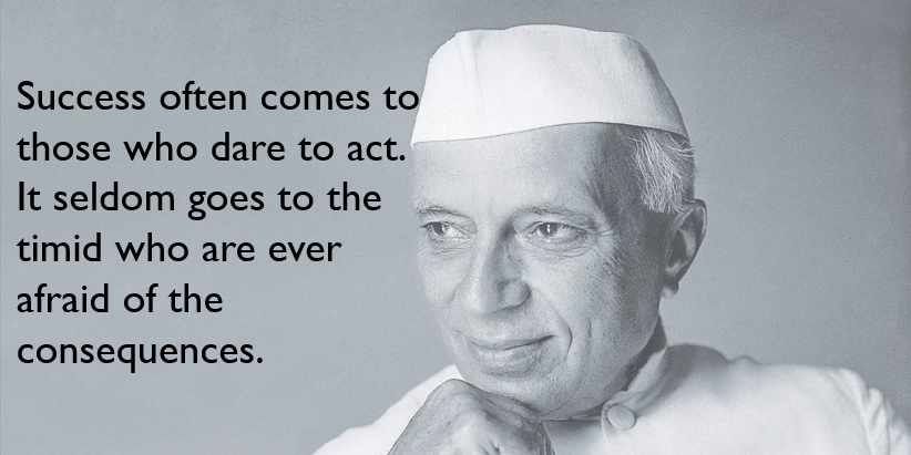 Quotes from Jawaharlal Nehru
