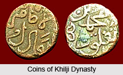 Coins used in Khliji dynasty